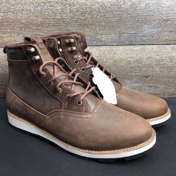 878b307842 Vans Fairbanks Boot (Outdoor) Brown NWT